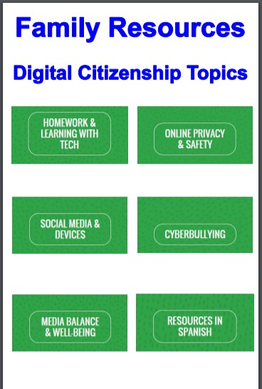 Digital Citizenship Week October 19-23