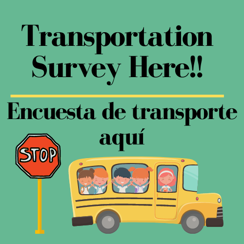 Bus Transportation Parent Survey